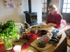 Cuisiner une recette anglaise